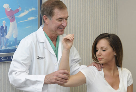 Dr. Stephen Lucie (Jacksonville Orthopaedic Institute)
