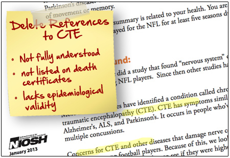 New: 87 Deceased NFL Players Test Positive for Brain Disease