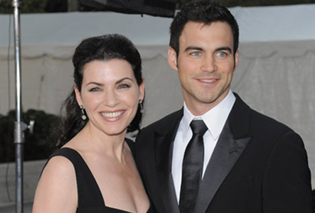 Good Wife Star and Husband