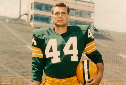 Gary Knafelc, Green Bay Packers 1954-62