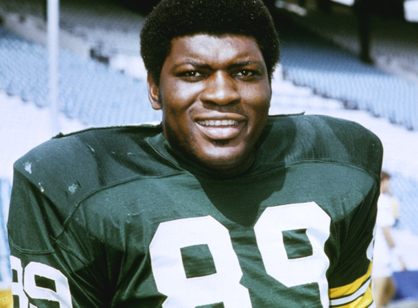 Packer Dave Robinson