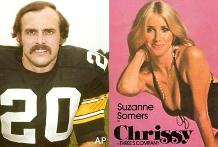 Rocky Bleier and Suzanne Somers speak at Brain Conference