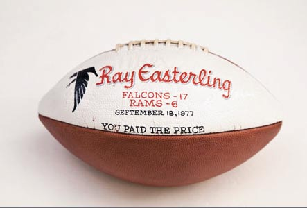 Ray Easterling committed suicide 8 months after suing the NFL  (Isaac Harrell)