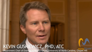 Video of Dr. Kevin Guskiewicz